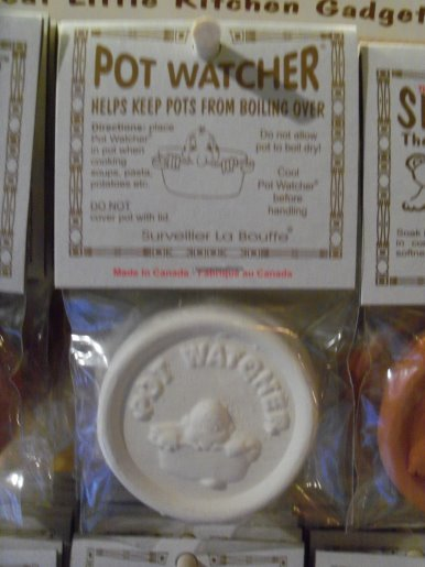 Pot Watcher