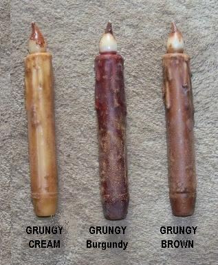 Grungy Timer Tapers
