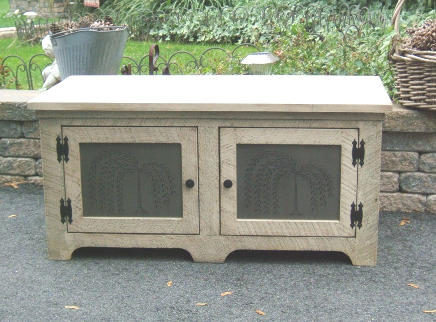 Wide Screen TV Cabinet